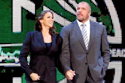 WWE Stephanie McMahon Authority power suit