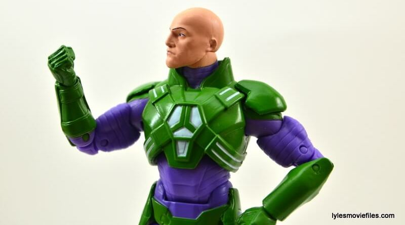 DC Collectibles Icons Lex Luthor review -main pic