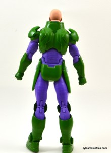 DC Collectibles Icons Lex Luthor review -rear