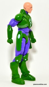 DC Collectibles Icons Lex Luthor review -right side