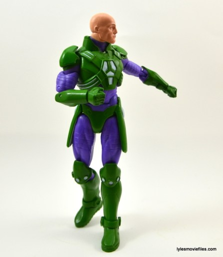 DC Collectibles Icons Lex Luthor review -stepping forward