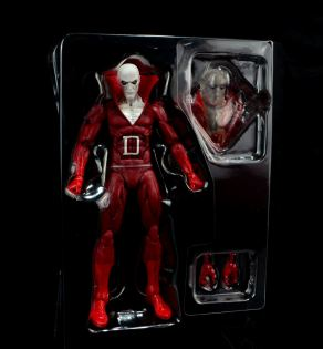 DC Icons Deadman figure review - in blister
