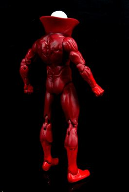 DC Icons Deadman figure review -right back