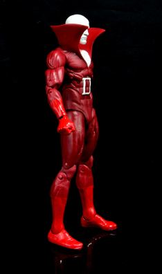 DC Icons Deadman figure review - right side