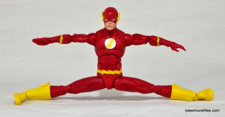 DC Icons The Flash figure review -spread