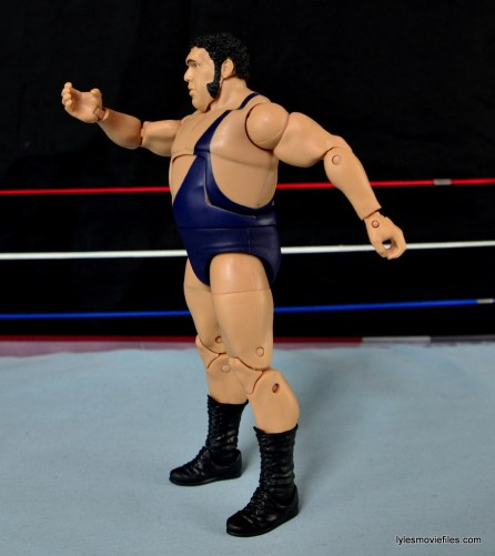 Mattel WWE Heenan Family set action figures review - Andre the Giant left