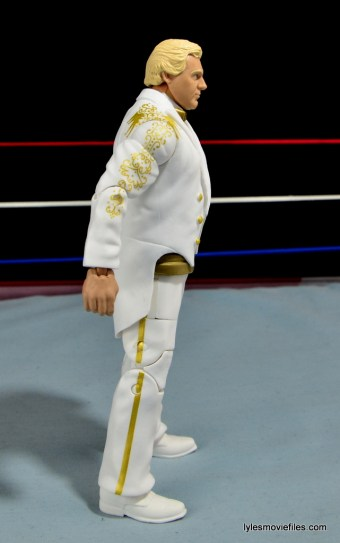Mattel WWE Heenan Family set action figures review -Heenan right side
