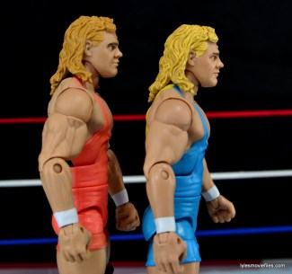 Mattel WWE Heenan Family set action figures review -Mr Perfects