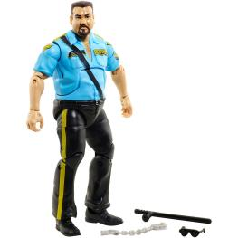 WWE Best of Network Big Bossman - with accessories