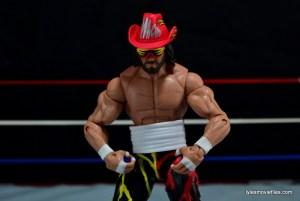 WWE Elite 38 Macho Man Randy Savage review -accessories