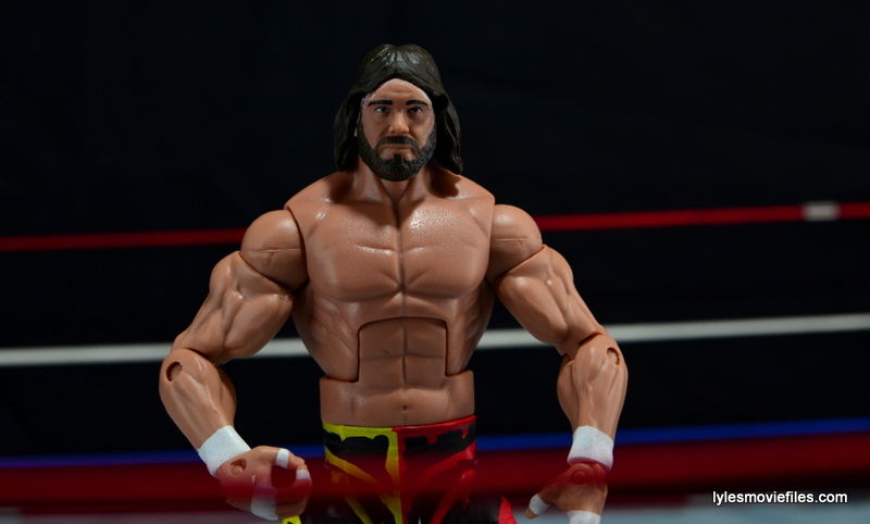 WWE Elite 38 Macho Man Randy Savage review -wide shot