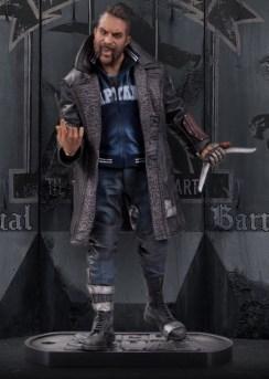 DC Suicide Squad statue - Captain Boomerang