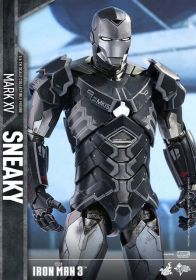 Hot Toys Iron Man Sneaky armor -profile