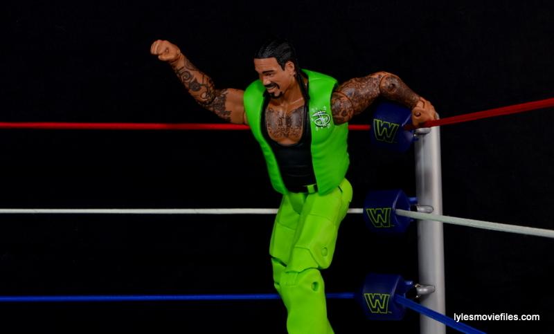 WWE Elite The Godfather review - Ho Train