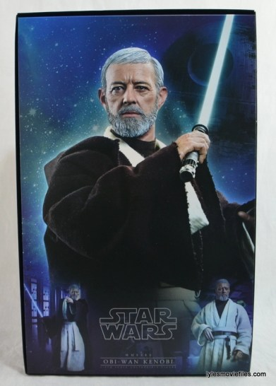 Hot Toys Obi-Wan Kenobi figure review - inner package