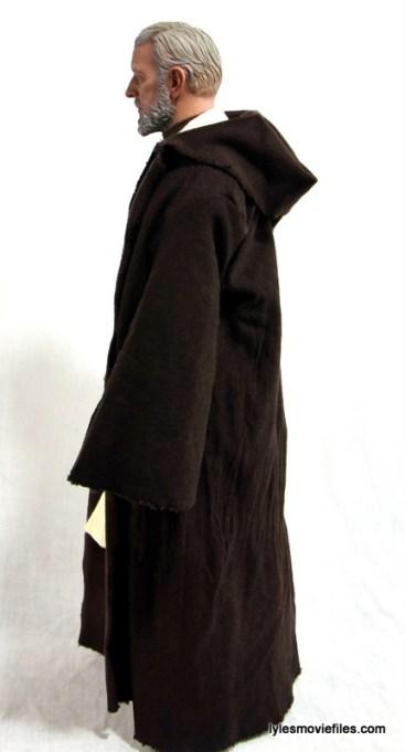 Hot Toys Obi-Wan Kenobi figure review -left robe