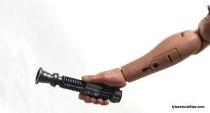 Hot Toys Obi-Wan Kenobi figure review -light up arm