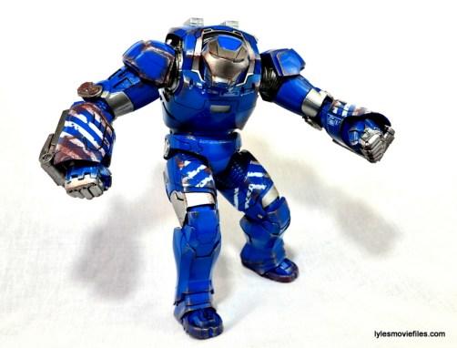 Iron Man 3 Igor Comicave Studios figure review - full detail shot