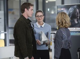 supergirl Strange Visitor from Another Planet review - adam, kara and cat
