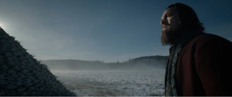 Inspired by true events, THE REVENANT, starring Leonardo DiCaprio, is an immersive and visceral cinematic experience capturing one man's epic adventure of survival and the extraordinary power of the human spirit. Photo Credit: Courtesy Twentieth Century Fox
