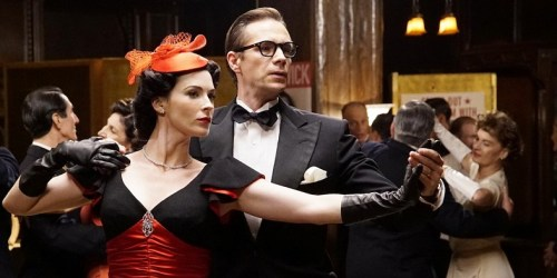 Agent-Carter-Life-of-the-Party-review Dottie-Jarvis dancing
