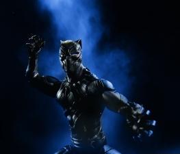 Captain America Civil War Marvel Legends - Black Panther