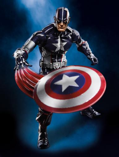 Captain America Civil War Marvel Legends - Secret Wars Captain America
