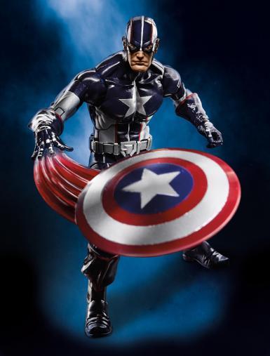 Captain America Civil War Marvel Legends - Secret Wars Captain America