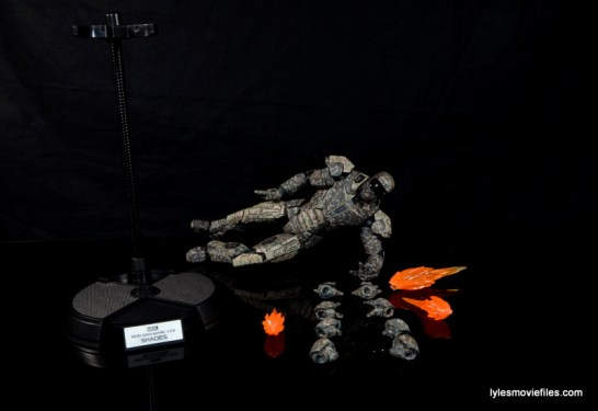 Comicave Studios Iron Man Shades figure review - accessories