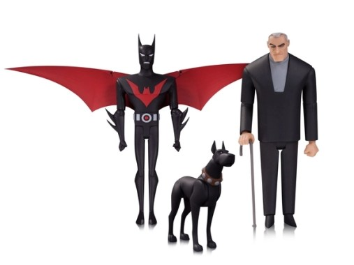 DC Collectibles Batman Animated series - Batman Beyond three pack