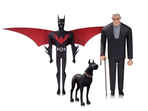 DC Collectibles Batman Animated series - Batman Beyond three pack
