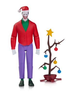 DC Collectibles Batman Animated series - Christmas Joker