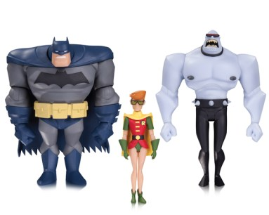 DC Collectibles Batman Animated series - The Dark Knight Returns three pack