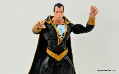 DC Icons Black Adam review - gripping hands reaching