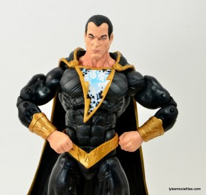 DC Icons Black Adam review - hands on hip