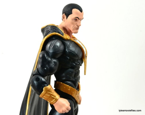 DC Icons Black Adam review - lightning stick out