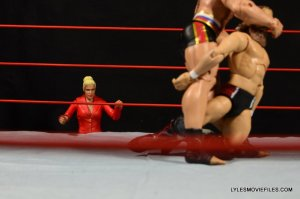 Mattel WWE Lana and Rusev Battle Pack -Lana wants Rusev to crush