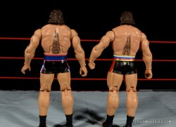 Mattel WWE Lana and Rusev Battle Pack -Rusev Basic and Elite