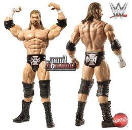 Mean Gene Mattel Build a figure wave - Triple H