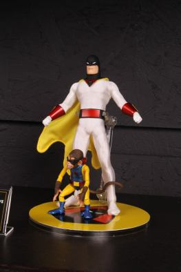 Mezco Toys pre-Toy Fair - Space Ghost