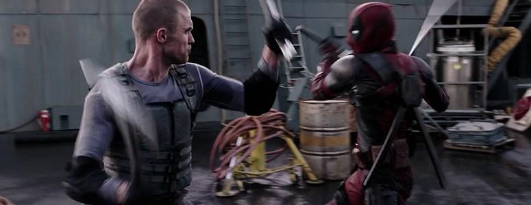 deadpool movie review - ajax vs deadpool