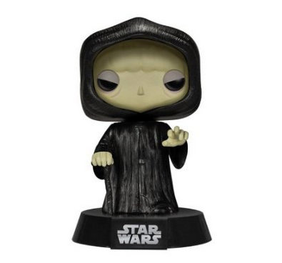 Amazon.com Funko POP Star Wars Emperor Action Figure Funko Pop! T