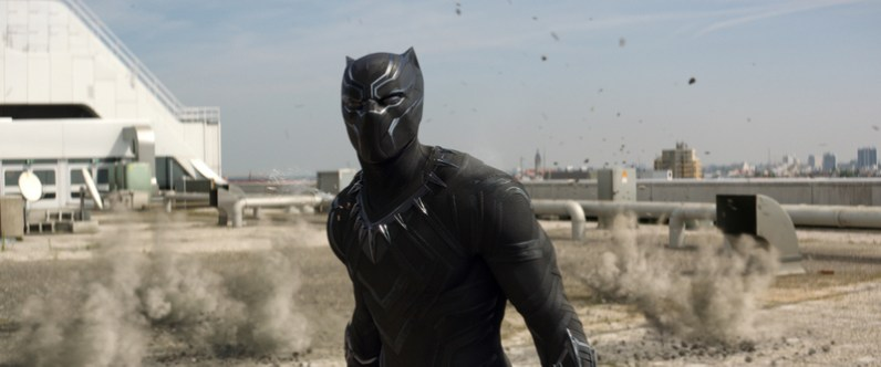 Captain America Civil War - Black Panther