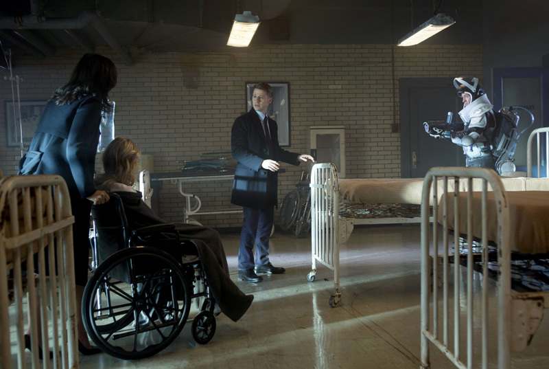 Gotham review - A Dead Man Feels No Cold -Nora, Lee, Gordon and Mr. Freeze