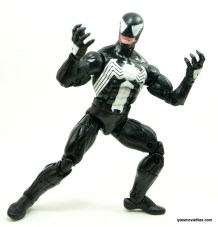 Marvel Legends Venom figure review - action ready