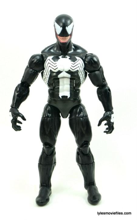 Marvel Legends Venom figure review - front