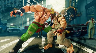 Street Fighter V - Alex - 04_Headbutt