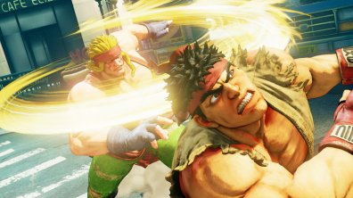 Street Fighter V - Alex - 06_Critical_Art