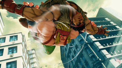 Street Fighter V - Alex - 07_Critical_Art