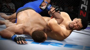 UFC 2 video game - sakuraba_gracie_kimura_2